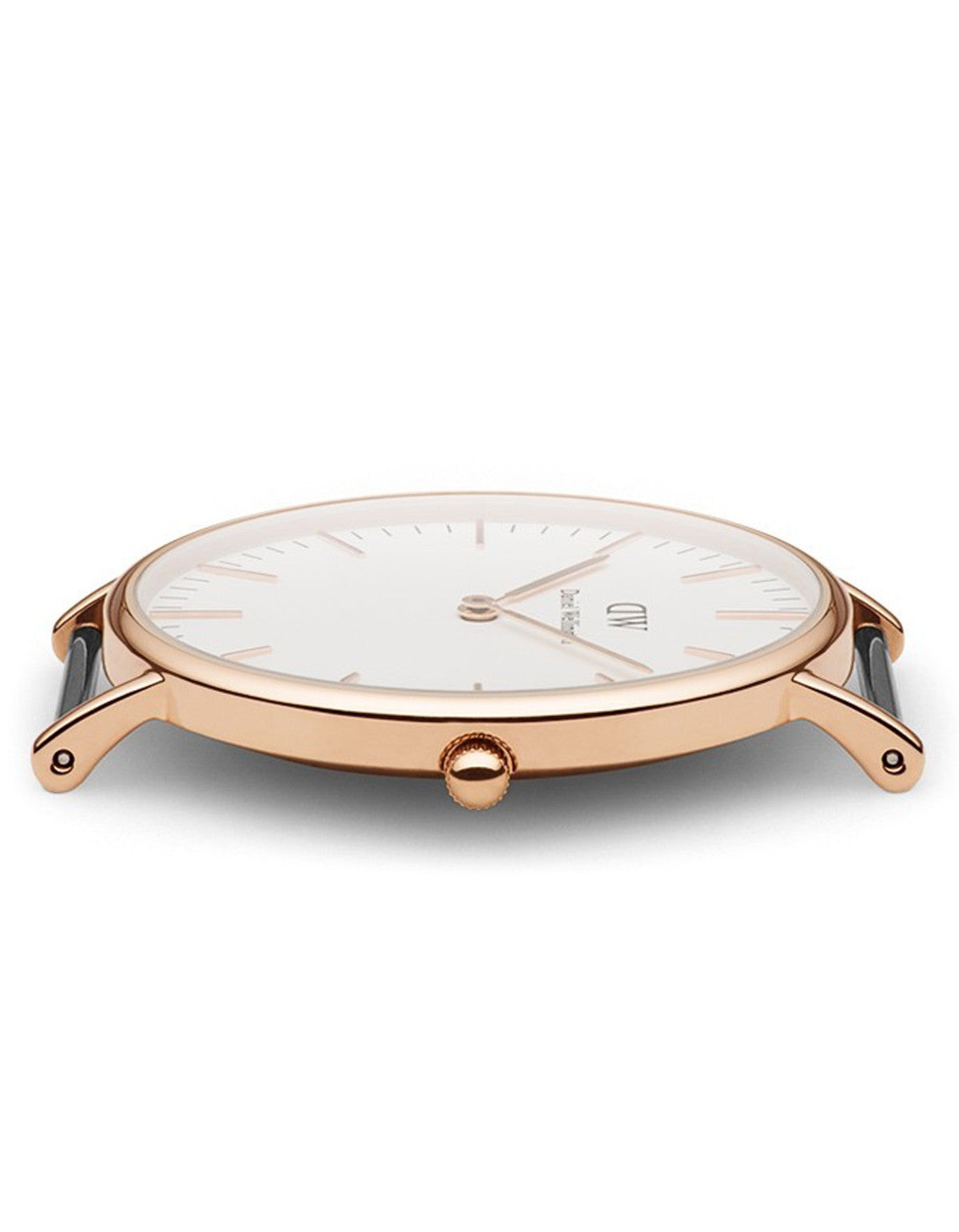 Daniel Wellington Sheffield Watch Rose Gold 36mm - Still Life - 2