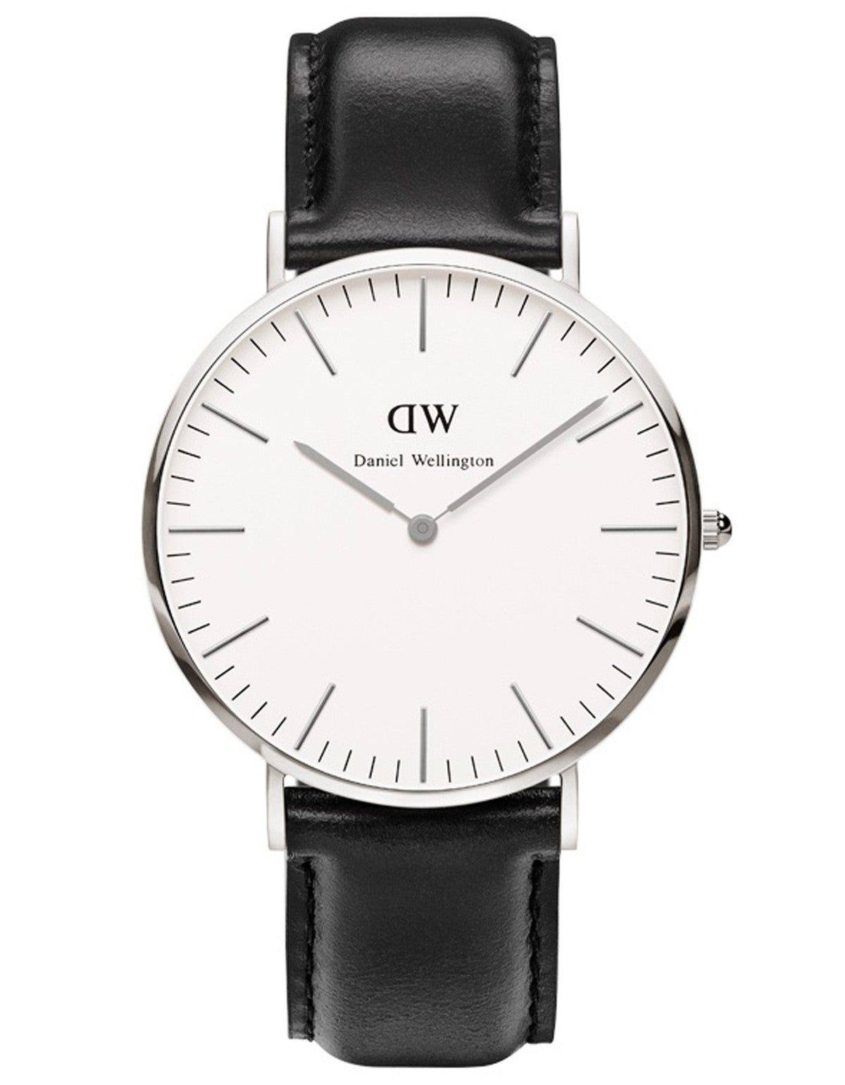 Daniel Wellington Sheffield Watch Silver 40mm - Still Life - 1