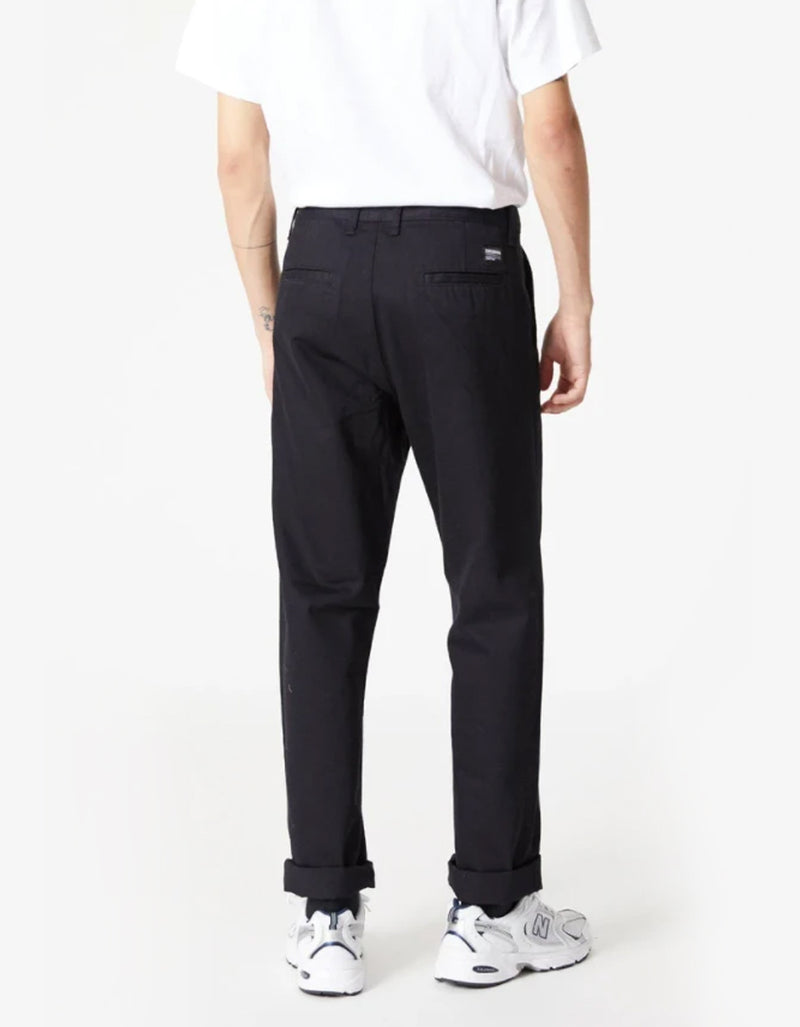 Dr. Denim Dash Chino Black