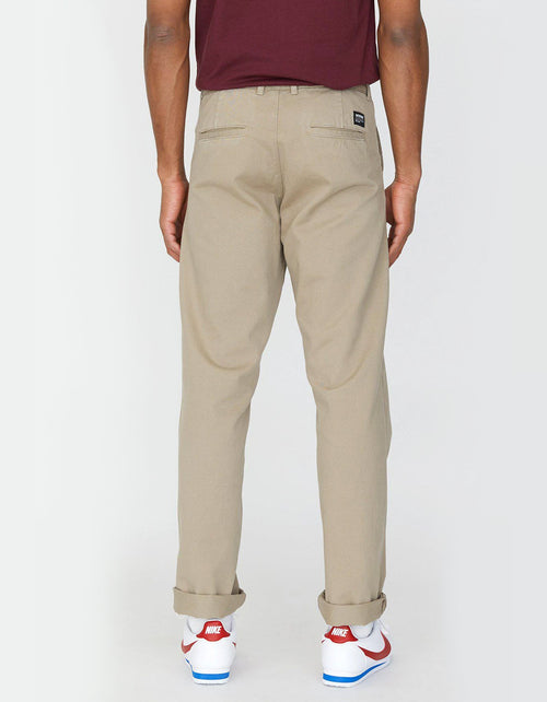Dr. Denim Dash Chino Khaki