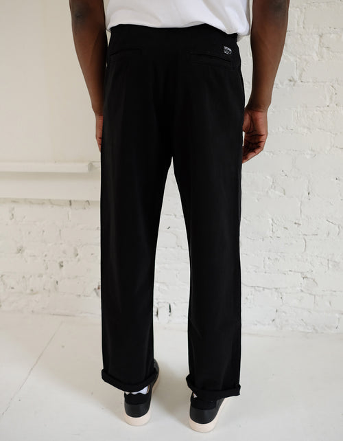Dr. Denim Jay Pant 33L in Black