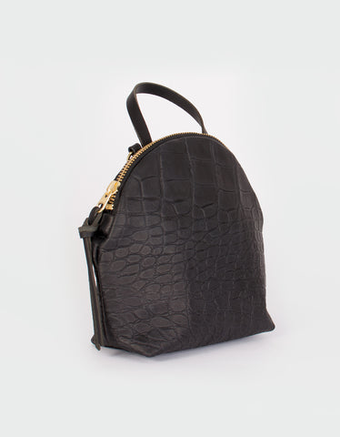 Eleven Thirty Anni Mini Bag Black Croc