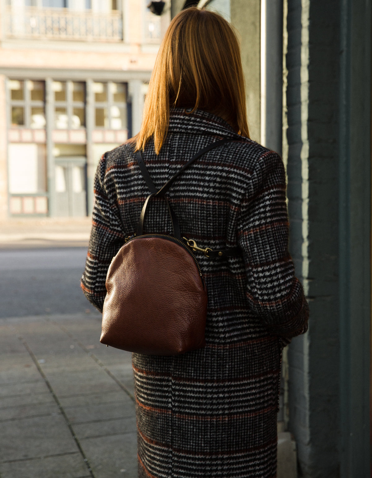 Eleven Thirty Anni Mini Bag Cognac