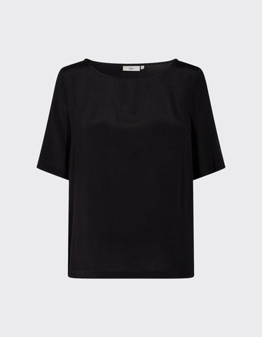 Minimum Elvire Blouse Black