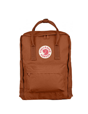 Fjallraven Kanken Backpack Brick - Still Life