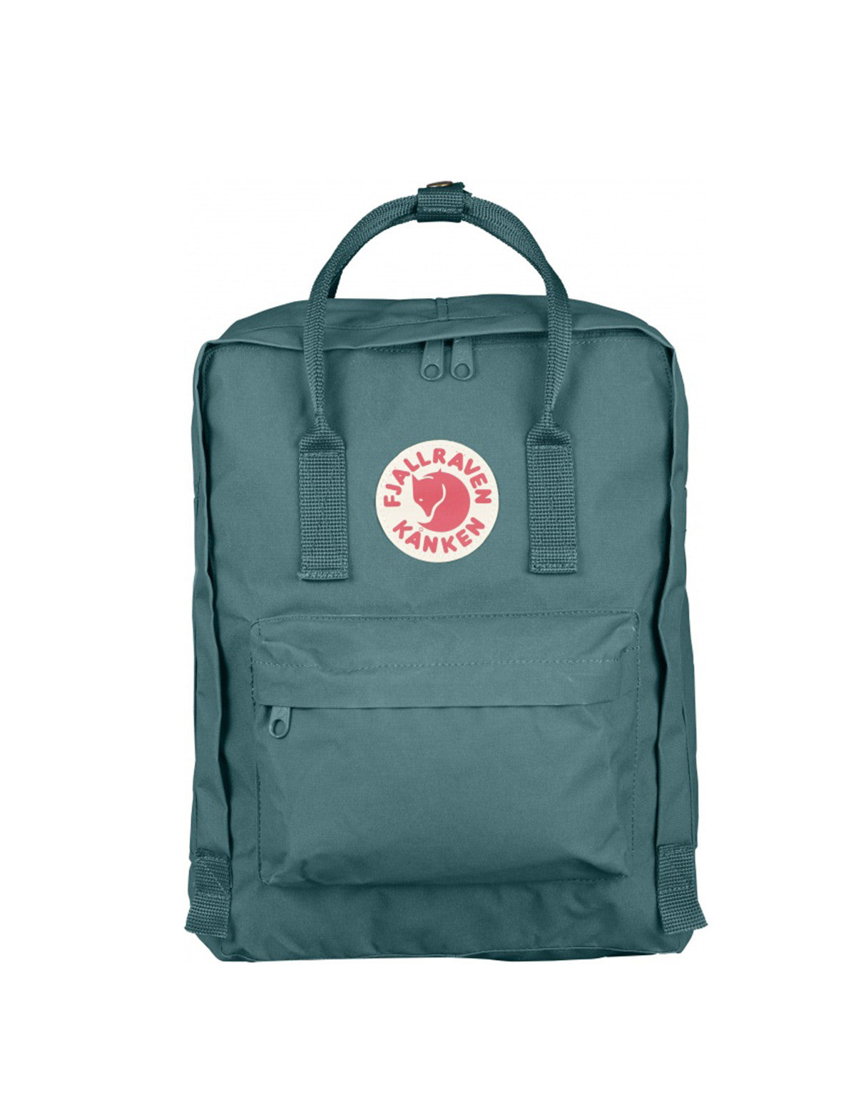 Fjallraven Kanken Backpack Frost Green - Still Life
