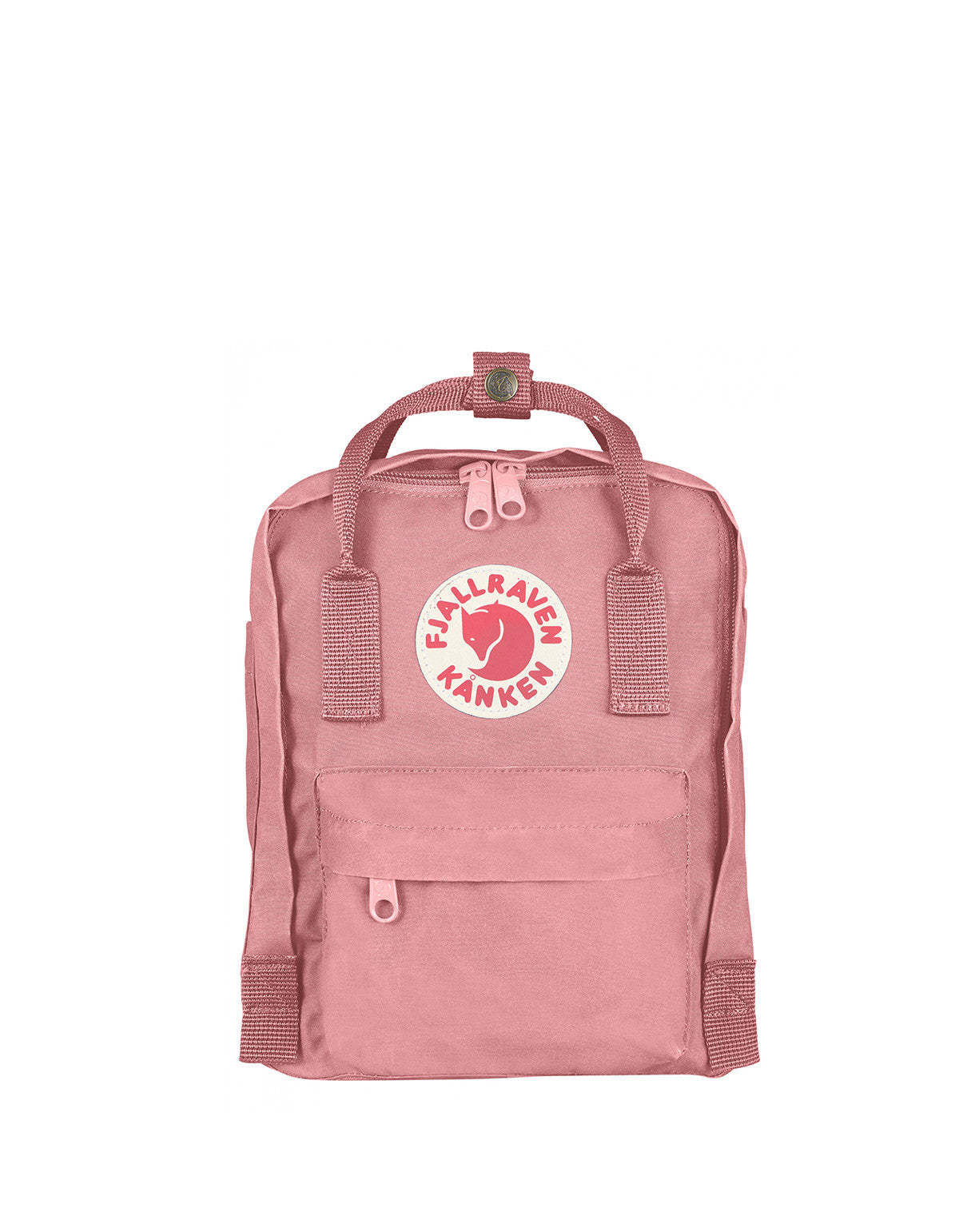 Fjallraven Kanken Mini Backpack Pink - Still Life
