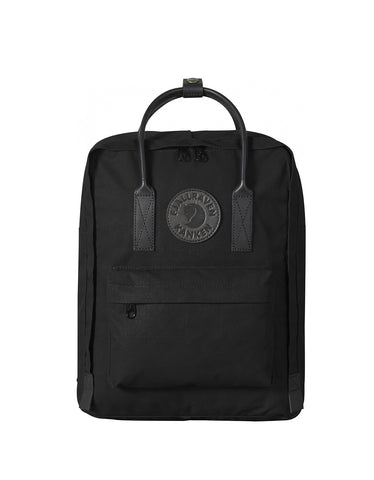 Fjallraven Kanken No. 2 Black Backpack Black Black - Still Life - 1