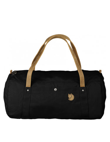 Fjallraven Duffel No. 4 Large Black - Still Life