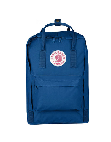 "Fjallraven 15"" Laptop Kanken Backpack Lake Blue - Still Life"