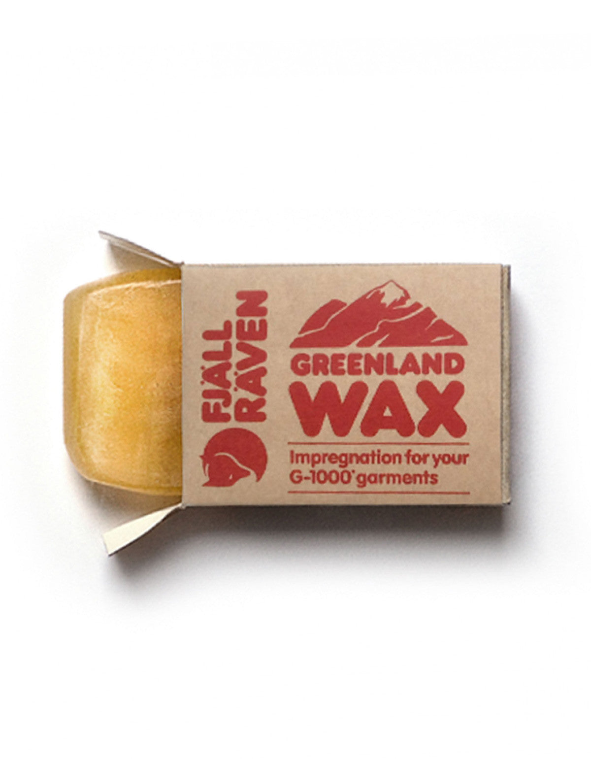 Fjallraven Greenland Wax - Still Life