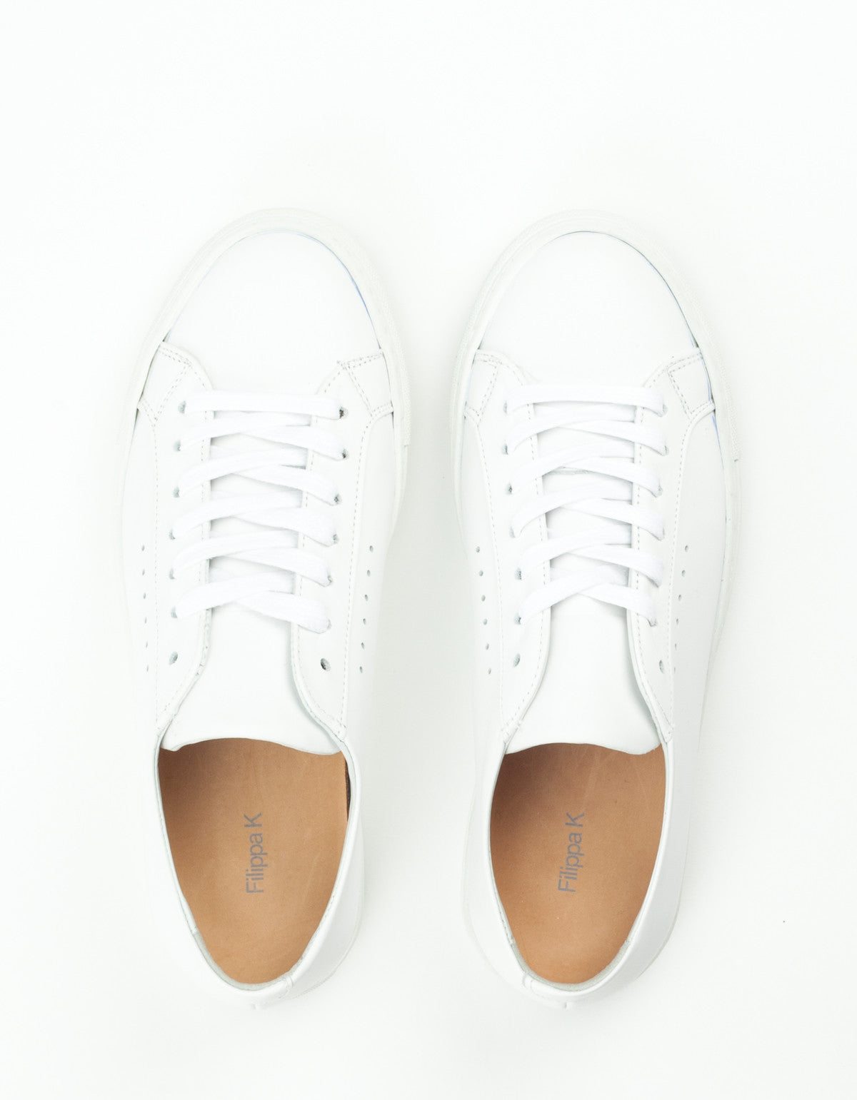 Filippa K Kate Low Sneaker White