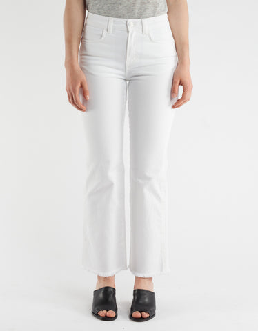 Filippa K Lily Cropped Jeans White Denim