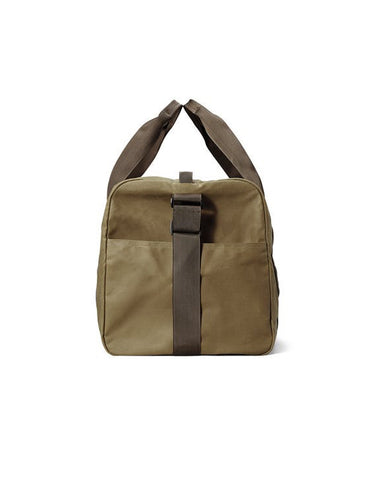 Filson Medium Field Duffle Dark Tan Brown