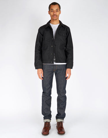 Filson Short Lined Cruiser Black - Still Life - 2
