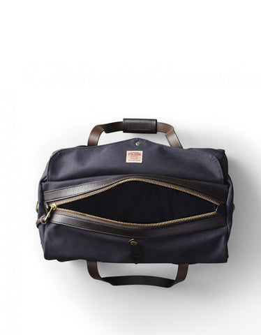 Filson Rugged Twill Small Duffle, Navy - Still Life - 2