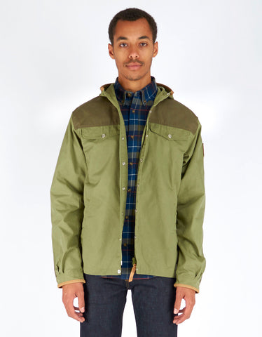 Fjallraven Greenland No. 1 Special Edition Coat Green Tarmac - Still Life - 1