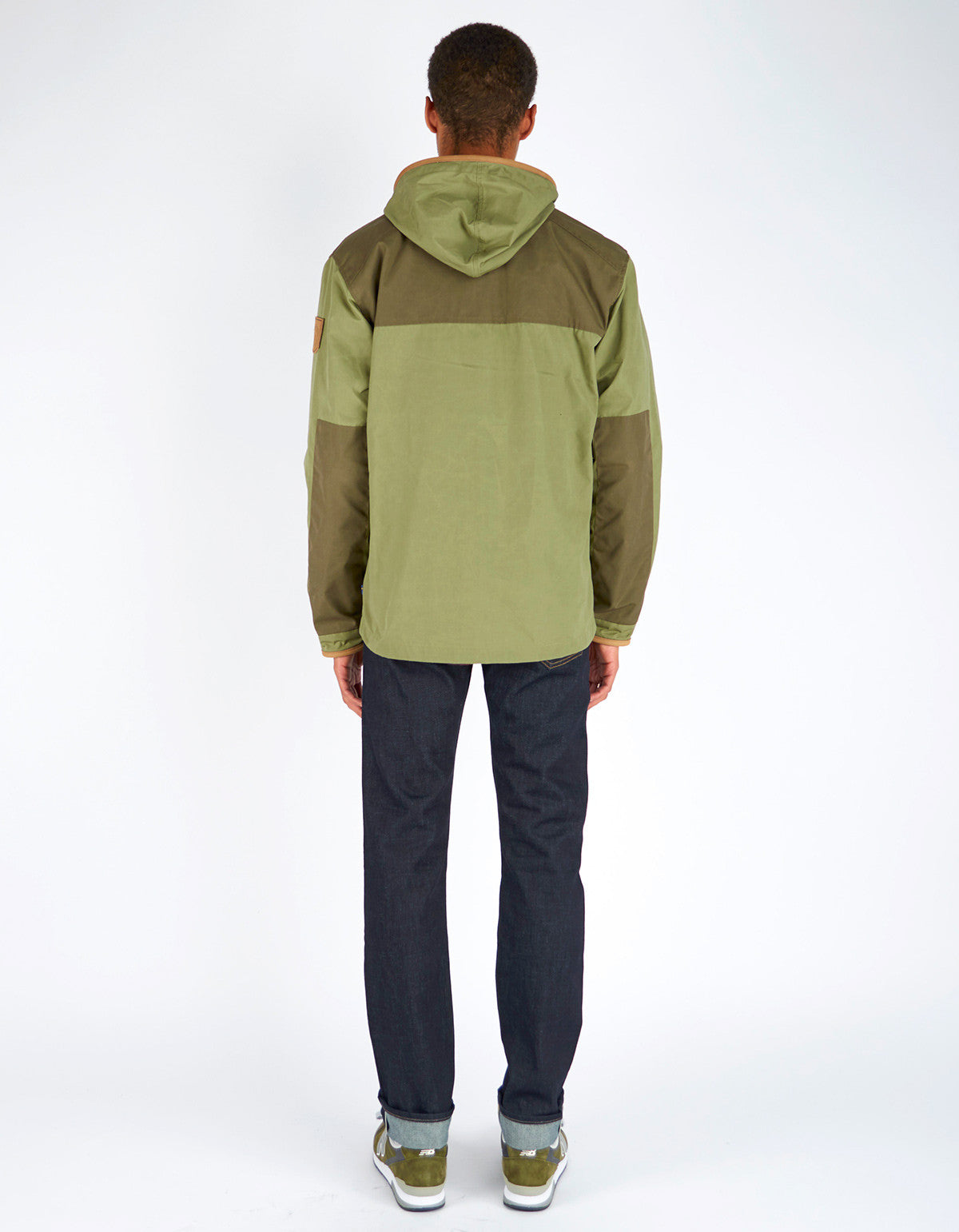 Fjallraven Greenland No. 1 Special Edition Coat Green Tarmac - Still Life - 3
