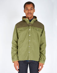 Fjallraven Greenland No. 1 Special Edition Coat Green Tarmac - Still Life - 5