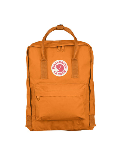 Fjallraven Kanken Burnt Orange - Still Life