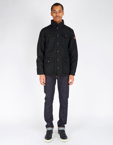 Fjallraven Raven Jacket Black - Still Life - 2