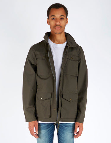 Fjallraven Raven Jacket Mountain Grey - Still Life - 2