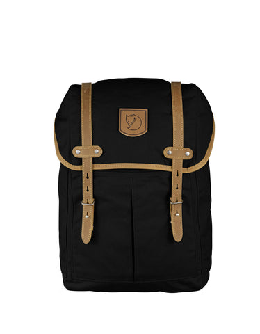 Fjallraven Rucksack No. 21 Medium Black - Still Life