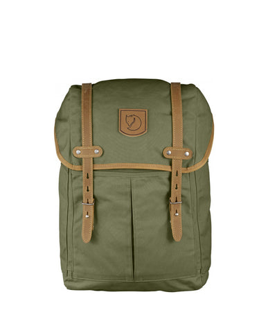 Fjallraven Rucksack No. 21 Medium Green - Still Life