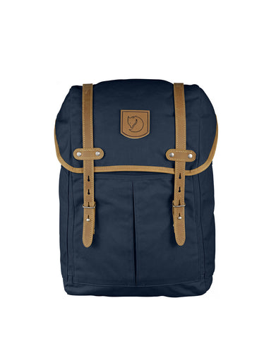 Fjallraven Rucksack No. 21 Medium Navy - Still Life