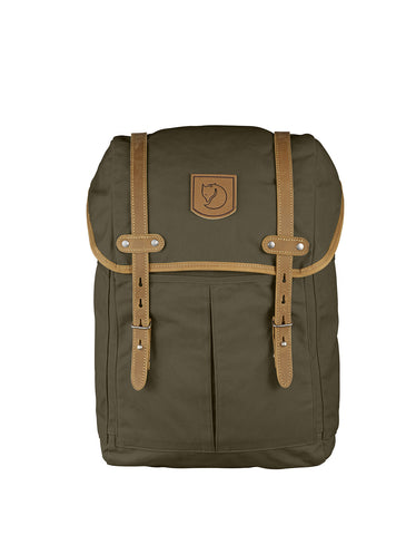 Fjallraven Rucksack No. 21 Medium Dark Olive - Still Life