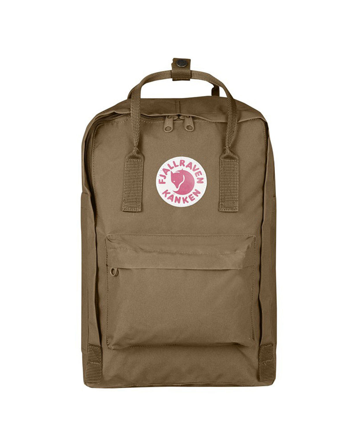 "Fjallraven 15"" Laptop Kanken Backpack Sand - Still Life"