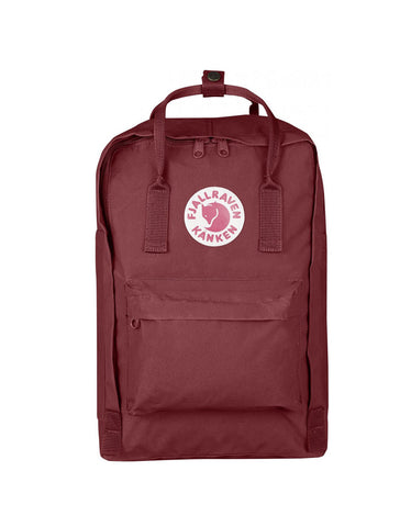 "Fjallraven 15"" Laptop Kanken Backpack Ox Red - Still Life"