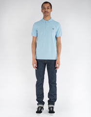 Fred Perry Plain Fred Perry Polo Glacier