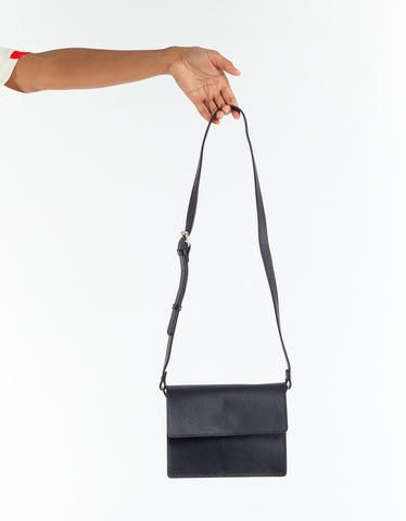 Ganni Gallery Bag Black