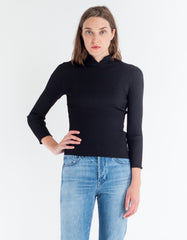 Ganni Romilly Blouse Black