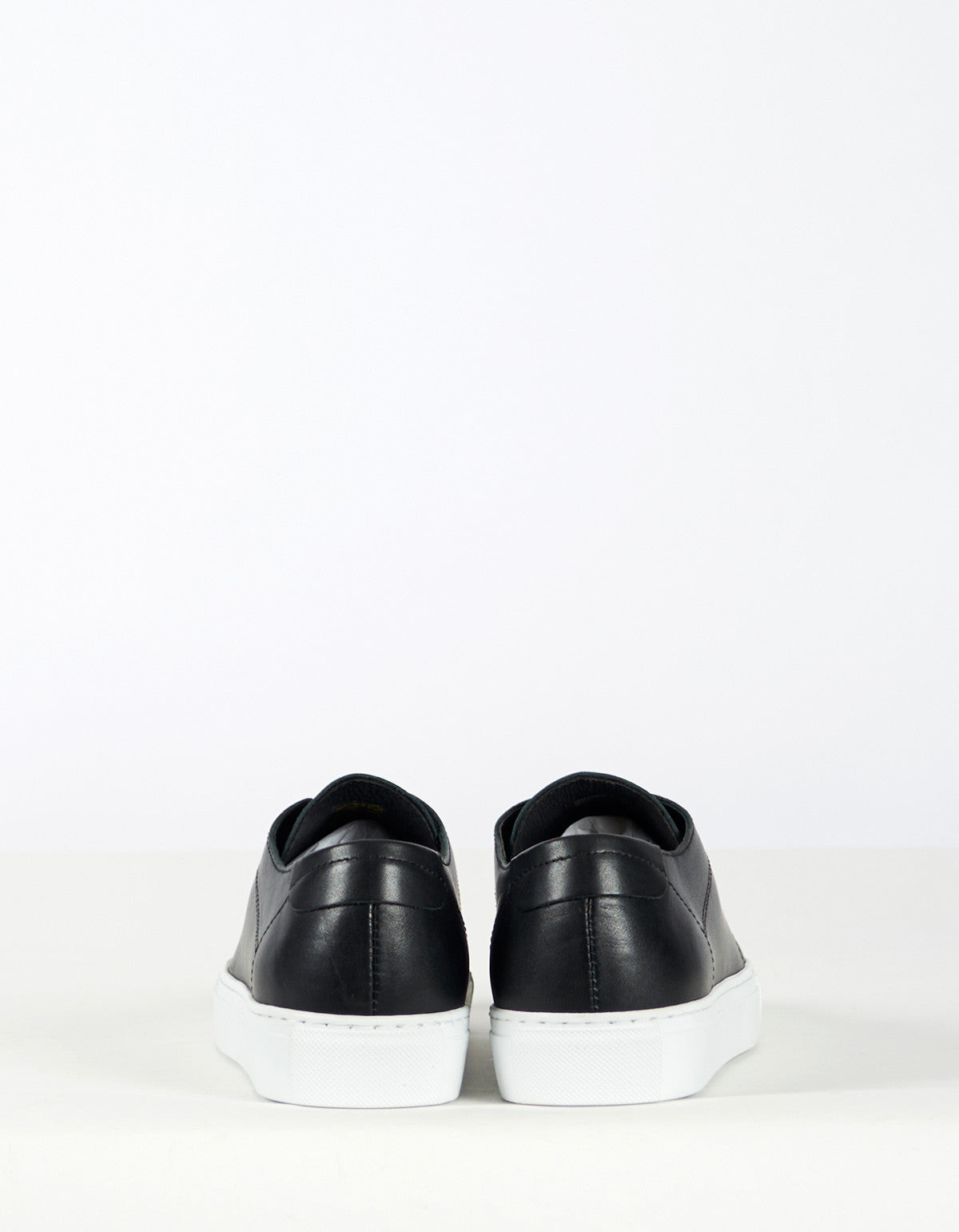 Garment Project Classic Lace Sneaker Black - Still Life - 5