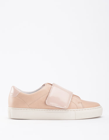 Garment Project Classic Velcro Sneaker Nude
