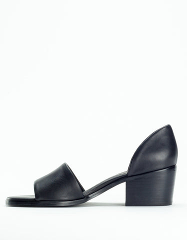 Grey City Ditty Sandal Black