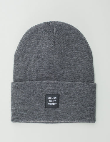 Herschel Supply Co. Abbott Beanie Charcoal