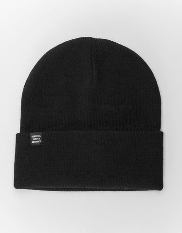 Herschel Supply Co. Frankfurt Beanie Black