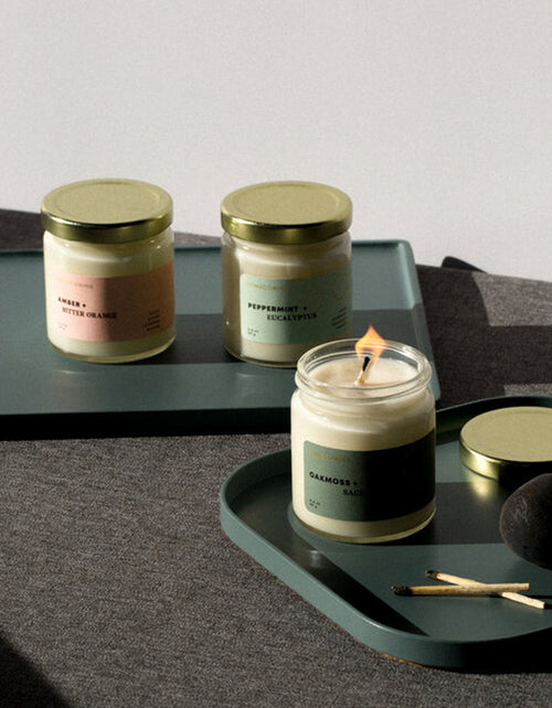Homecoming Travel Candles: The Homebody Collection