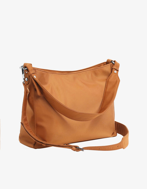 Hvisk Amble Nylon Bag in Caramel