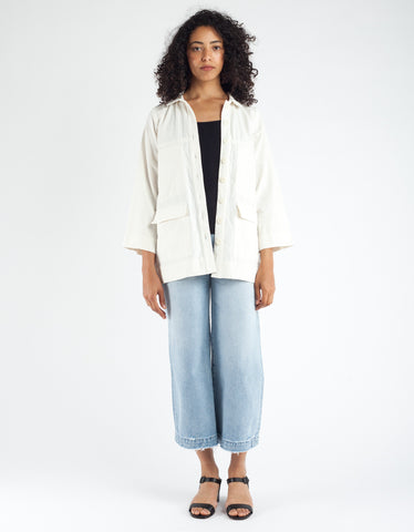 Ilana Kohn Mabel Jacket Cream