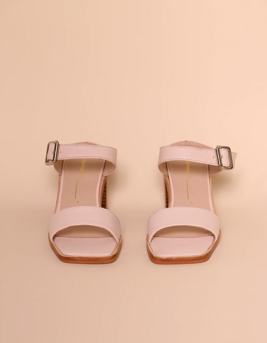 Intentionally Blank Impo Sandal Cream