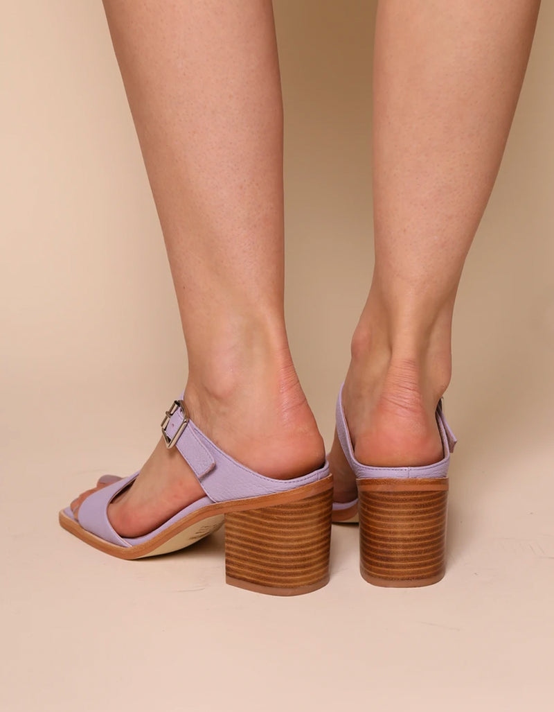 Intentionally Blank Impo Sandal Lilac