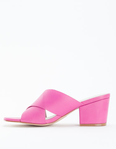 Intentionally Blank Hunter Sandal Pink