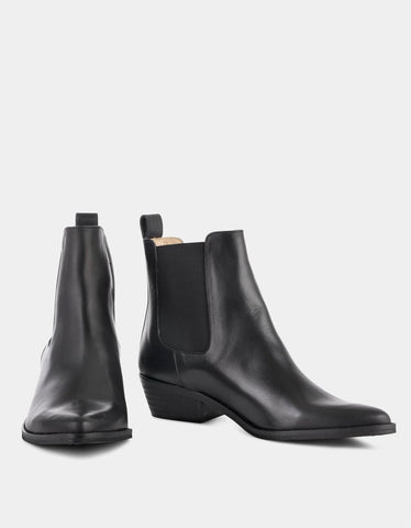 Ivy Lee Stella Anilin Leather Boot