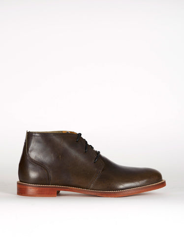 J Shoes Monarch Chukka Boot Black - Still Life - 1