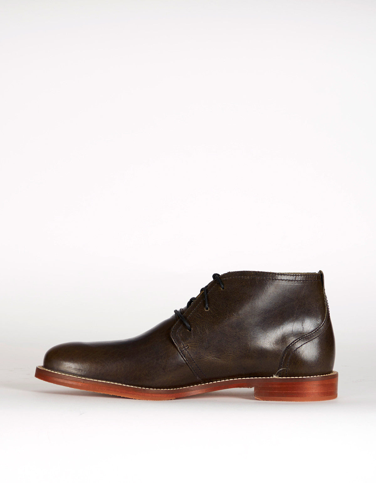 J Shoes Monarch Chukka Boot Black - Still Life - 2