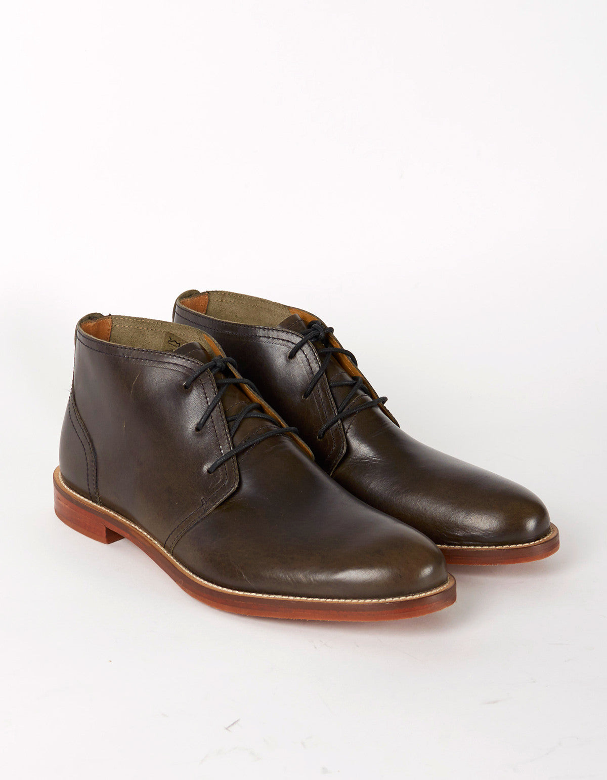 J Shoes Monarch Chukka Boot Black - Still Life - 4